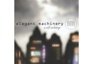 Elegant Machinery - A Soft Exchange - (CD)