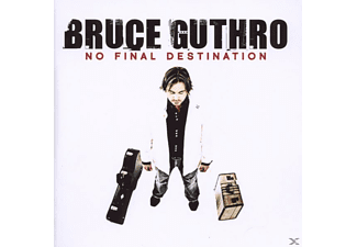 Bruce Guthro - No Final Destination - (CD)