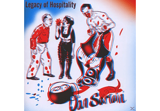 Dan Sartain - Legacy Of Hospitality [CD]