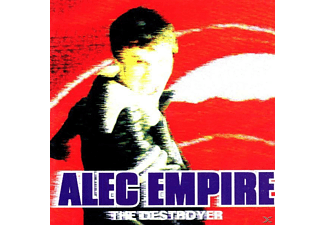 Alec Empire - The Destroyer - (CD)