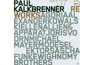 Paul Kalkbrenner - Reworks [CD]