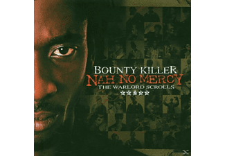 Bounty Killer - Nah No Mercy [CD]