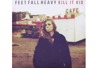 Kill It Kid - Feet Fall Heavy - (CD)