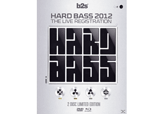 VARIOUS - Hard Bass 2012 (Blu-Ray & Dvd) - (Blu-ray)