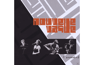 Nouvelle Vague - Acoustic (Live) [CD]