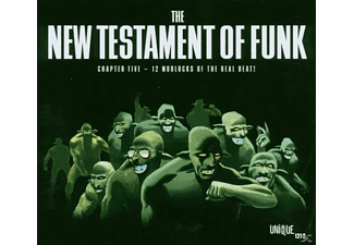 The New Testament Of Funk - New Testament Of Funk Vol.5 - (CD)