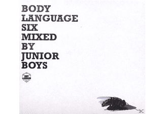 VARIOUS - Body Language Vol.6/Junior Boy - (CD)