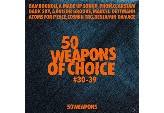 VARIOUS - 50 Weapons Of Choice No.30-39 - (Vinyl)