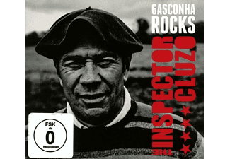 The Inspector Cluzo - Gasconha Rocks (Cd+Dvd Digipak) [CD + DVD]