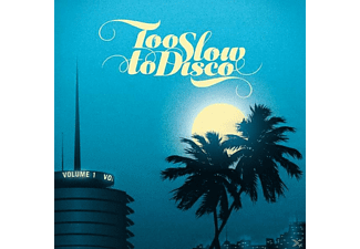 VARIOUS - Too Slow To Disco (Lp+Mp3) - (LP + Download)