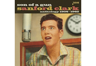 Sanford Clark - Son Of A Gun [CD]