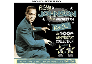 Buddy Johnson - Rock On-The 100th Anniversary [CD]