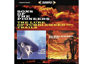 Sons Of The Pioneers - Lure Of Tumbleweed Trails - (CD)