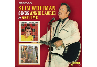 Slim Whitman - Sings Annie Laurie & Anytime - (CD)