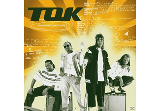 T.O.K. - Unknown Language - (CD)