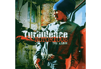 Turbulence - Notorious-The Album [CD]