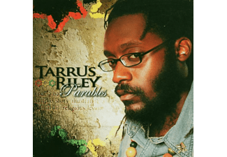 Tarrus Riley - Parables - (CD)