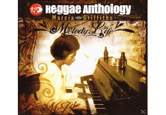 Marcia Griffiths - Melody Life-Reggae Anthology - (CD)