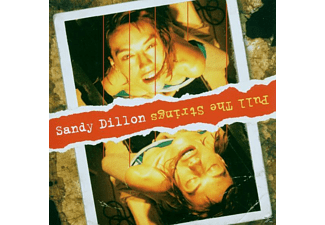 Sy Dillon - Pull The Strings - (CD)