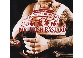 Mr. Irish Bastard, MR.IRISH BASTARD - St Mary's School Of Drinking [CD]