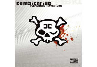 Combichrist - Everybody Hates You - (CD)