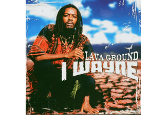 I Wayne - Lava Ground - (CD)