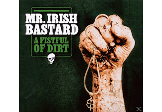 MR.IRISH BASTARD - A Fistful Of Dirt [CD]