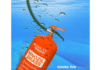 Mnozil Brass - Smoke Live - (CD)