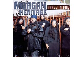 Morgan Heritage - Three In One - (CD)