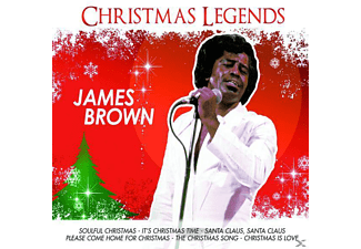 James Brown - James Brown-Christmas Legends [CD]