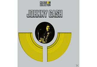 Johnny Cash - Colour Collection - (CD)