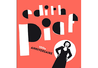 Edith Piaf - Best of - 100th Anniversary Edition (CD)