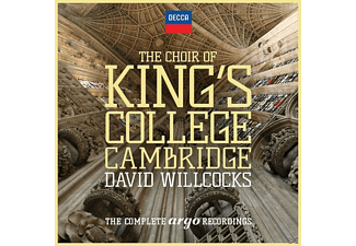 Willcocks & Cambridge Choir Of King's College - The Complete Argo Recordings (Ltd.Edt.) [CD]