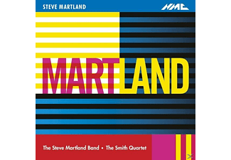 Steve Martland Band/The Smith Quartet - Anthology [CD]