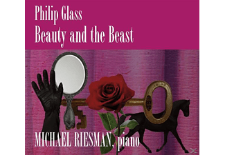 Michael Riesman - Beauty And The Beast [CD]