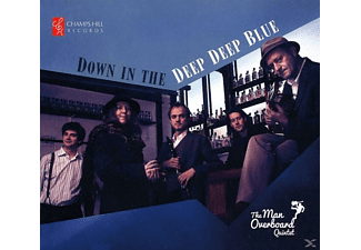 The Man Overboard Quintet - Down In The Deep Deep Blue - (CD)