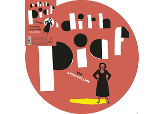 Εdith Piaf -  The Picture Disc/ 1915-2015 100th anniversary [Βινύλιο]