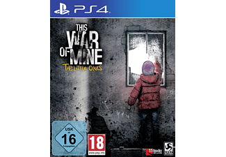 This War Of Mine: The Little Ones - PlayStation 4