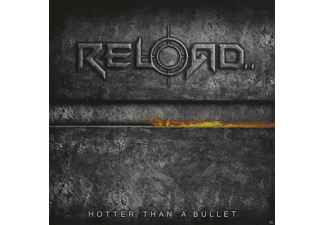 Reload - Hotter Than A Bullet [CD]