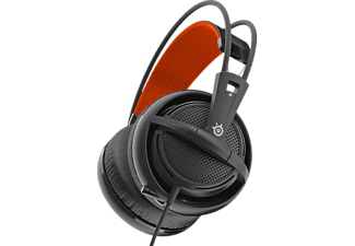 STEELSERIES Siberia 200 - Svart