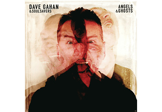 Dave Gahan,Soulsavers Angels & Ghosts CD