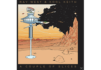 Ray West & Kool Keith - A Couple Of Slices [CD]