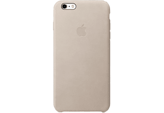 APPLE iPhone 6S Plus Läderskal - Rose Grey