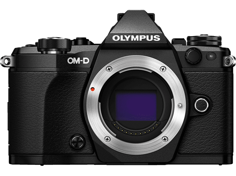 OLYMPUS E‑M5 Mark II Body Black - (V207040BE000) photo   video   offline φωτογραφικές μηχανές mirrorless cameras hobby   φωτογραφ