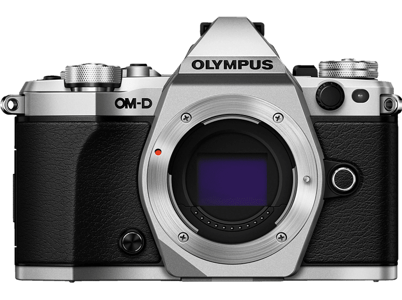 OLYMPUS E‑M5 Mark II Body Silver - (V207040SE000) photo   video   offline φωτογραφικές μηχανές mirrorless cameras hobby   φωτογραφ