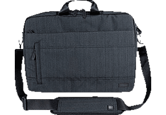 ISY INB 5300 17.3'' Laptop Bag Premium Black - (500942)