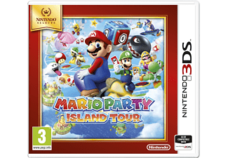Nintendo Selects Mario Party: Island Tour 3DS