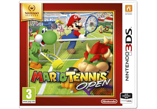 Nintendo Selects Mario Tennis Open 3DS