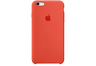 APPLE iPhone 6S Plus Silikonskal - Orange
