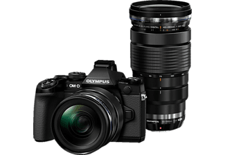 OLYMPUS E‑M1 (DZ Pro Kit) Black - (V207017BE030)